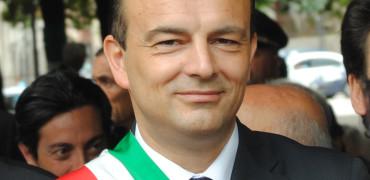 Il sindaco di Forlì, Calabrese