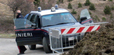 carabinieri frana