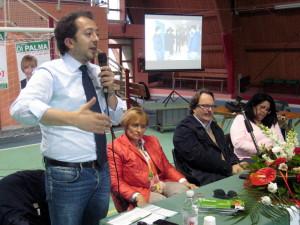 Gianni Cordisco, vicepresidente provinciale del Pd