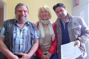 AGNONE 18.06.2014 Sanna Pirhonen-Cutter e Andrea Cirulli per AltoMolise in vendita