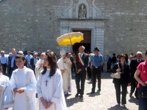 processione eucaristica