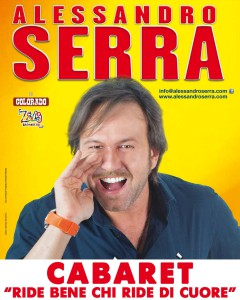 CABARET ALESSANDRO SERRA