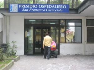 Ospedale Caracciolo Agnone