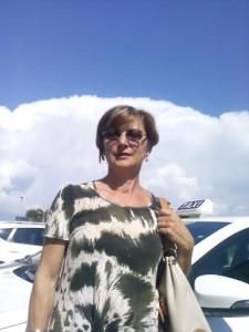 li schiappoli raffaela taxi-donna roma 2014