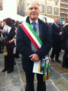 LANCIANO: SINDACO MARIO PUPILLO A MANIFESTAZIONE MILANO
