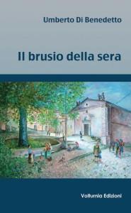 copertina libro IL BRUSIA DELLA SERA