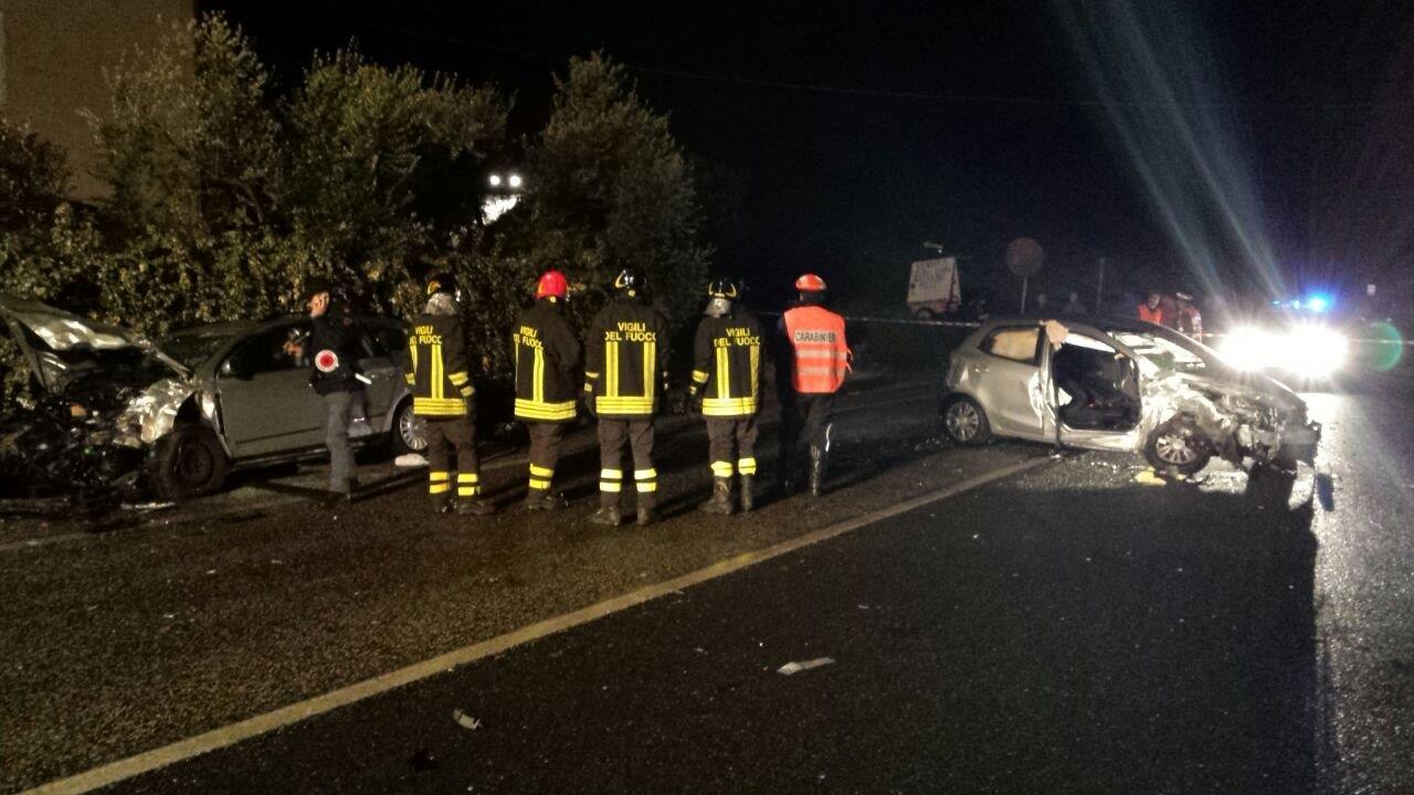 CRONACA - Incidente sulla Trignina, tra i feriti un bimbo