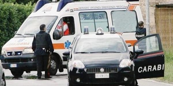 Bambino investito da furgone in manovra, è grave