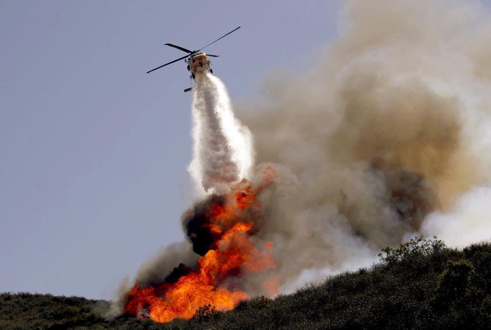 Incendi, sistema da rivedere: Vigili del Fuoco insufficienti, dice Conapo