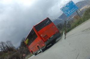 autobus linea