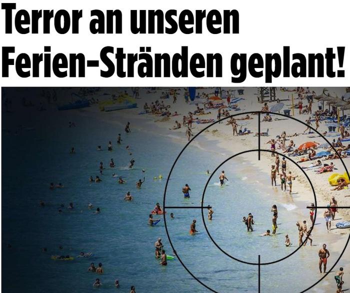 Allerta terrorismo, possibili attacchi sulle spiagge italiane