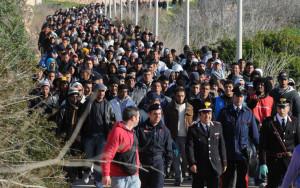 profughi carabinieri