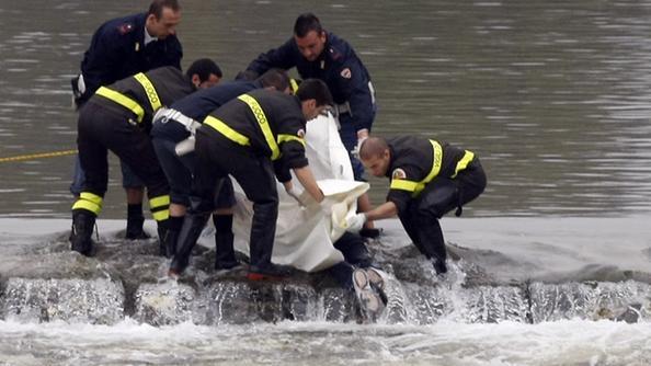 Rinvenuto Cadavere nel fiume Trigno
