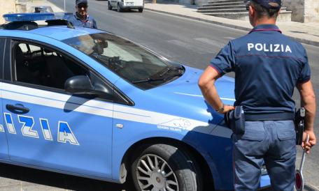Tante auto rubate trovate dalla polizia a Bari con il sistema Mercurio