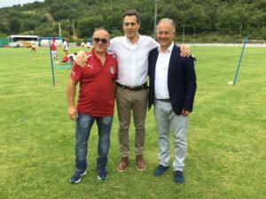 D'Angelo, Parpiglia, sindaco Angelo Sticca