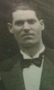 Luigi Mancini - autista da giovane
