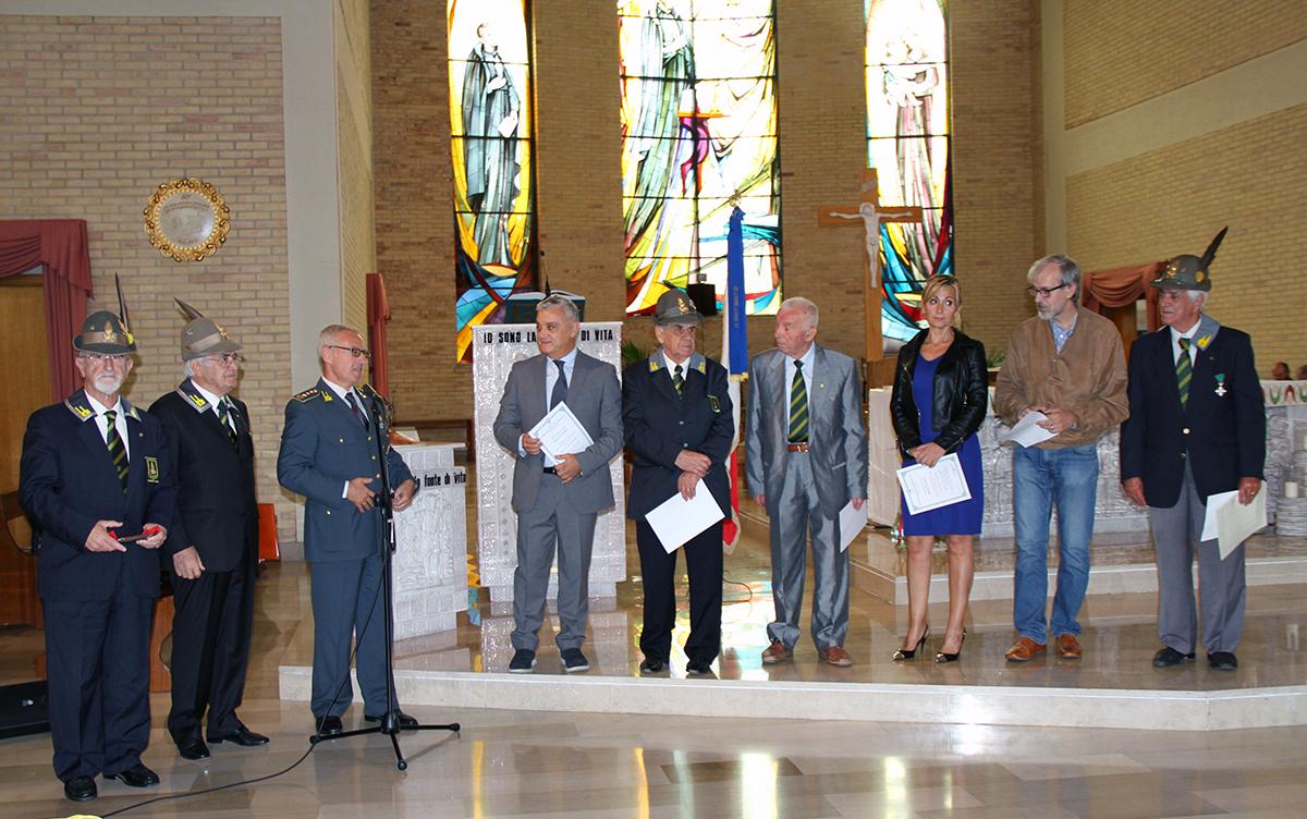 La Guardia di Finanza celebra il patrono San Matteo