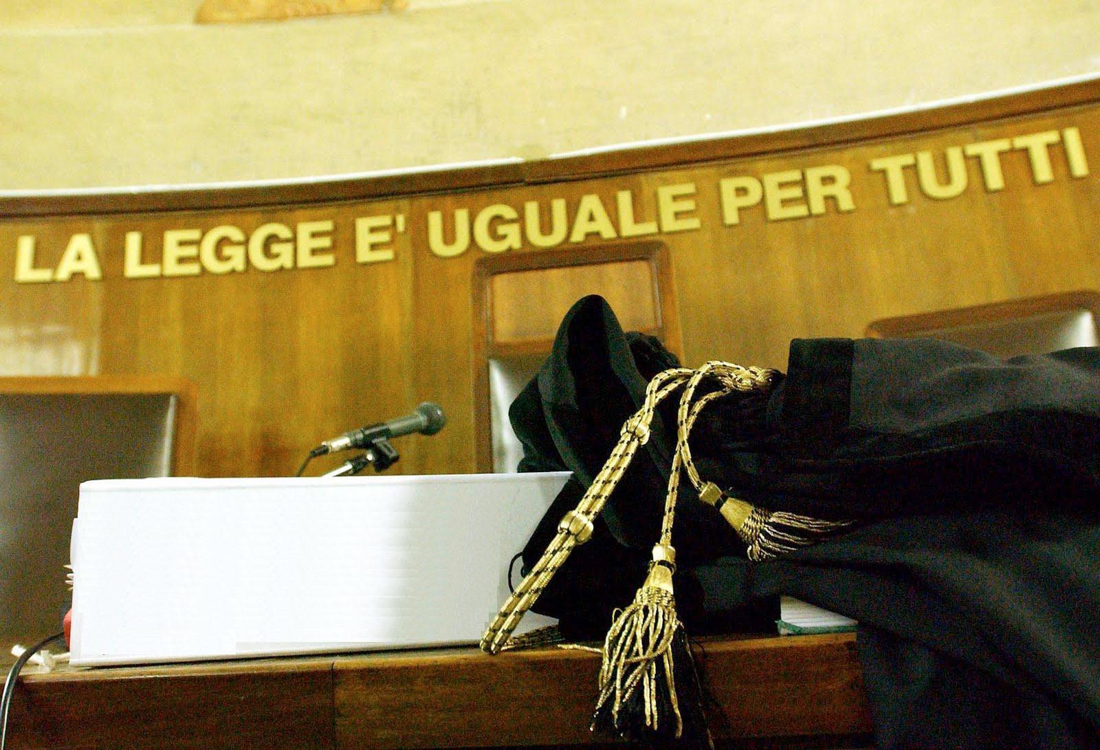 Riforma tribunali, proroga al 2020