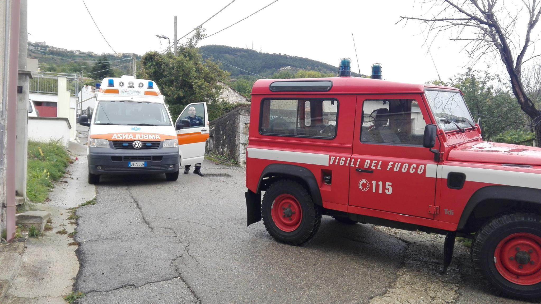 Incidente sul lavoro, 78enne muore in un frantoio a Schiavi d'Abruzzo
