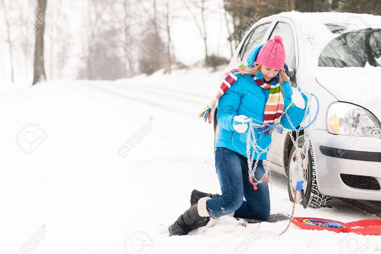 Viabilità. Dal 15 novembre, catene o pneumatici invernali in auto