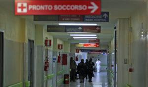 Un ospedale toscano in un'immagine d'archivio. FRANCO SILVI/ANSA / BGG/BEF