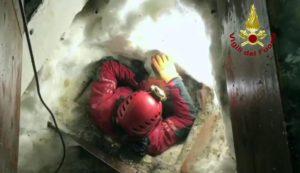 Rescue operations continue at Hotel Rigopiano