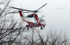 Hotel Rigopiano: elicotteri in arrivo con medici