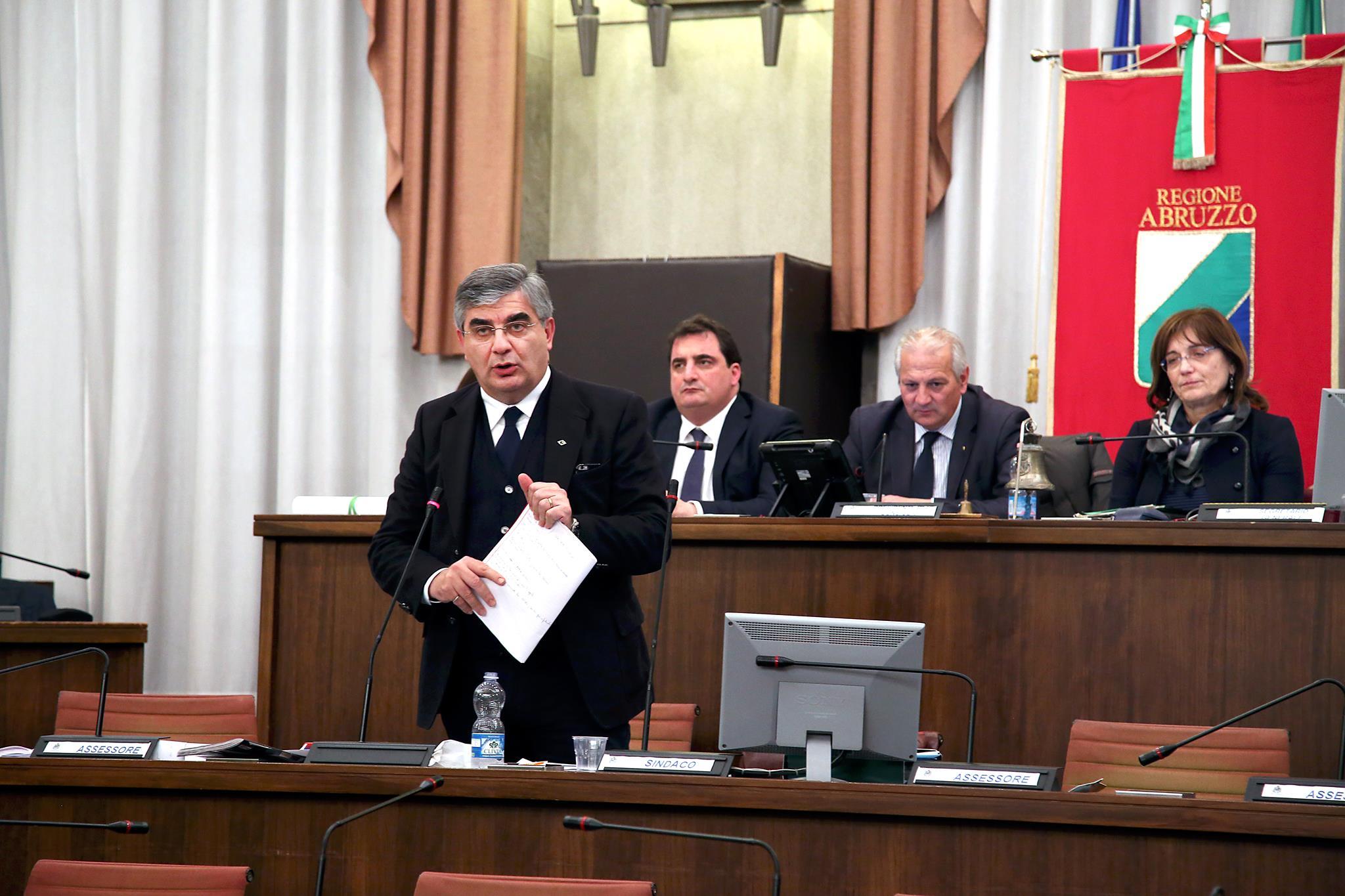 Teramo, i sindaci a Gentiloni: