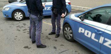 polizia armi