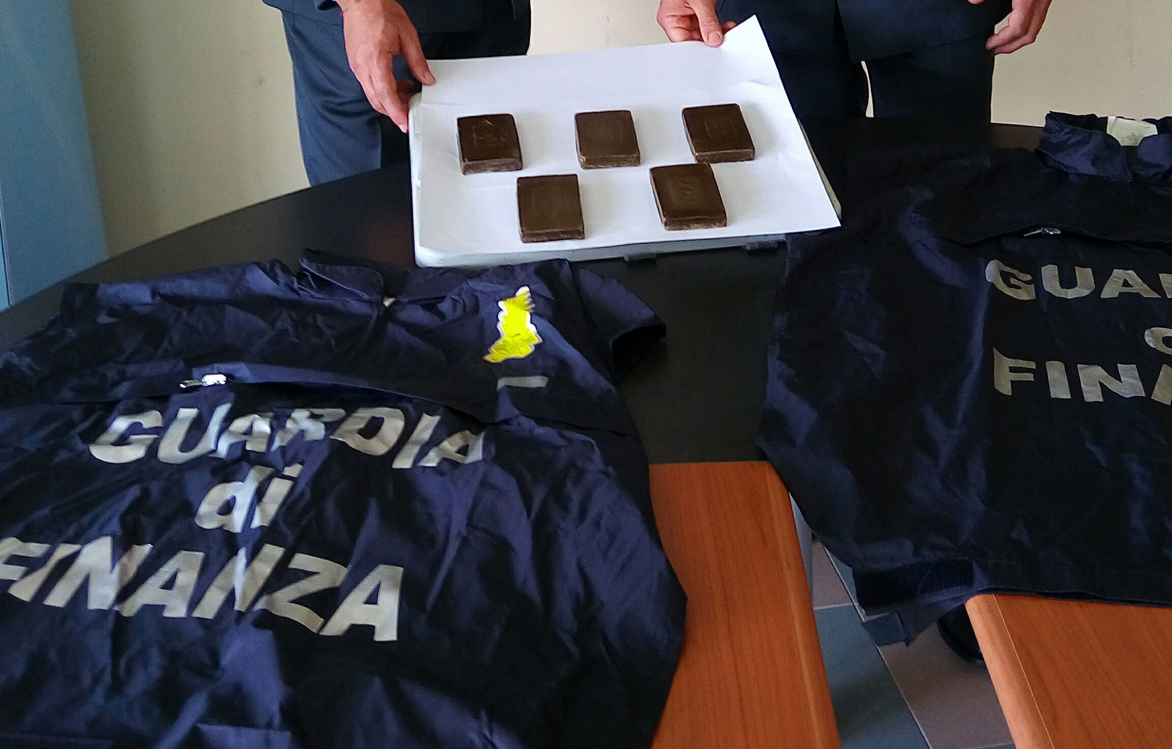#Pomezia, i Carabinieri arrestano un pusher con 5 kg di hashish