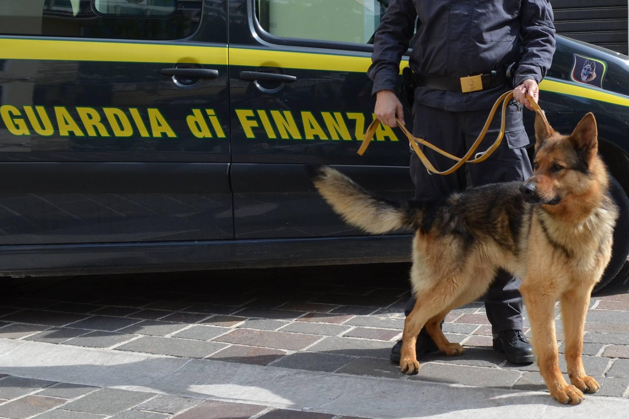 Panetti di hashish nel borsello, giovane di Bagheria arrestato ad Agrigento