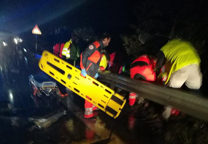 Roccavivara/Auto si schianta contro un tir: due morti