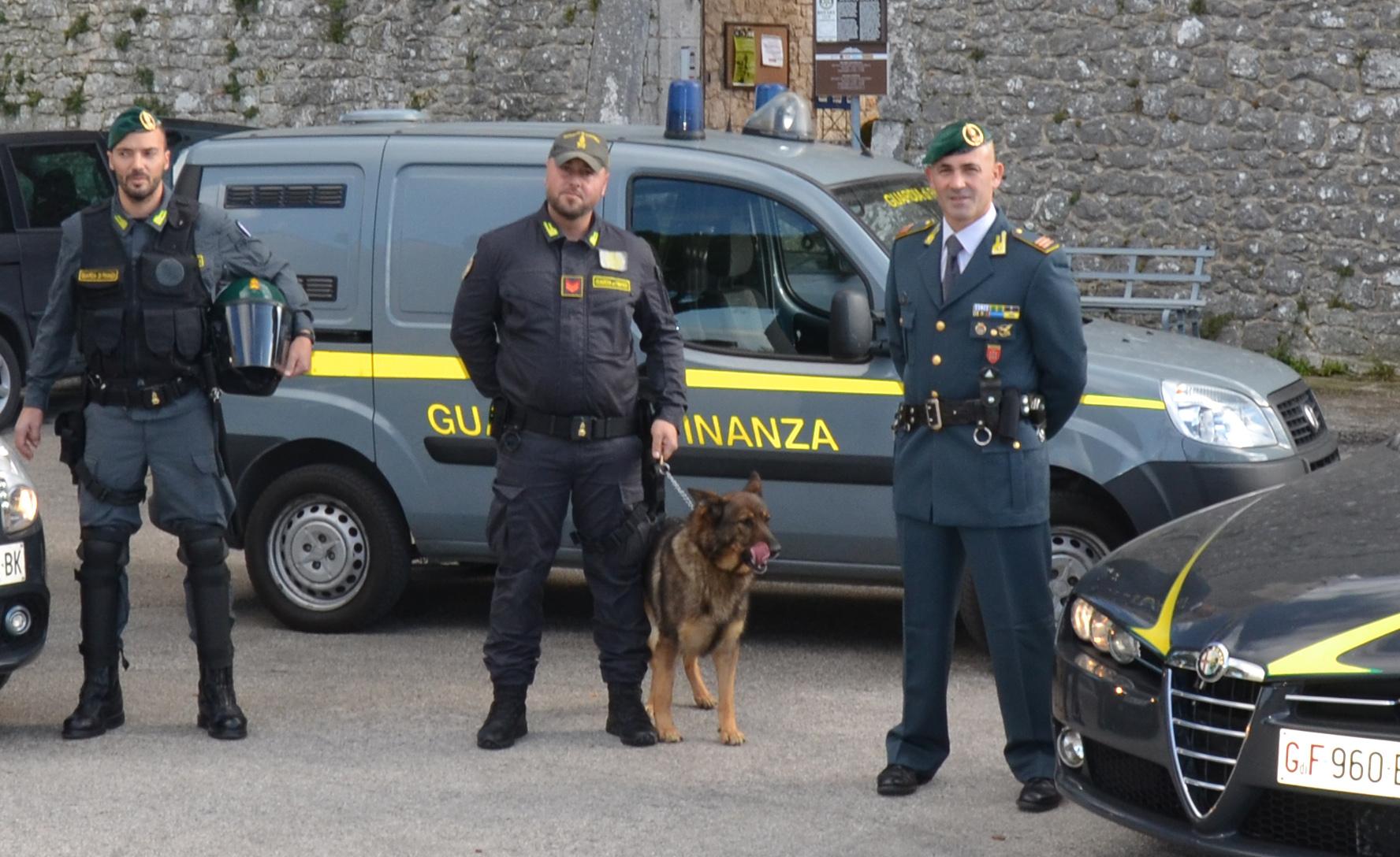 Maxi evasione fiscale nel salernitano: sequestrati beni per un milione di euro