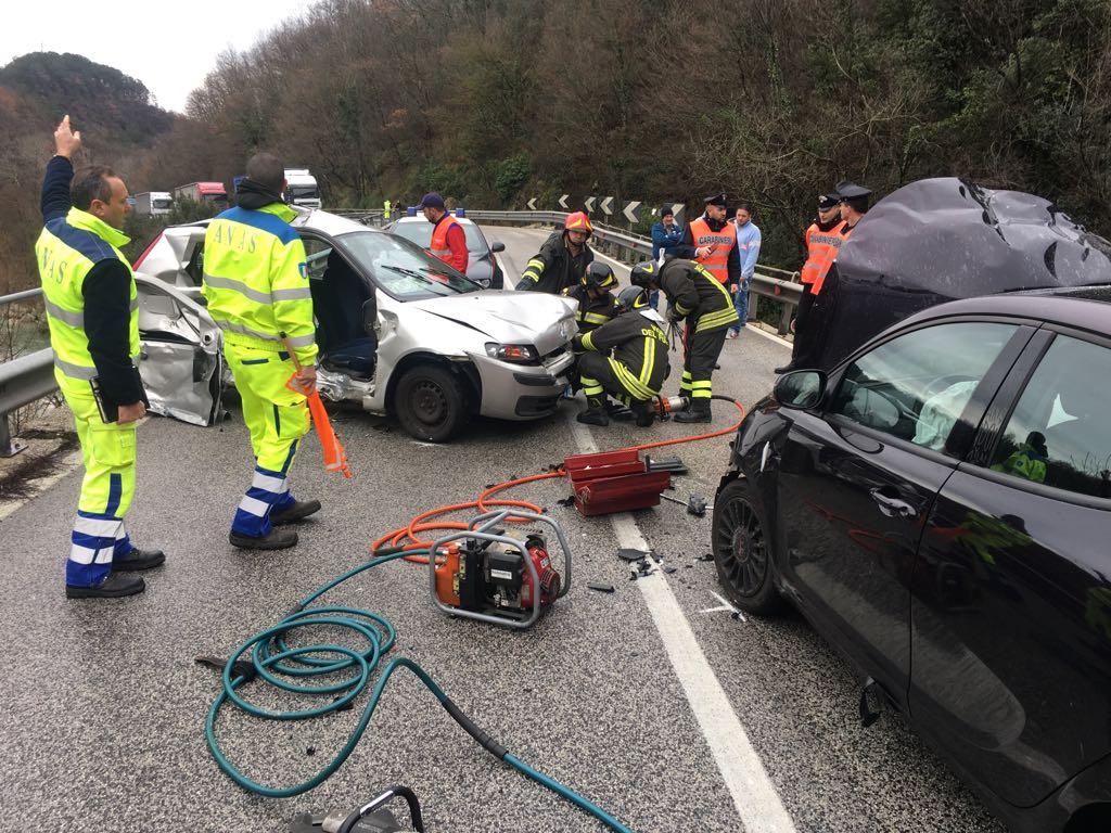 A14, incidente tra Lanciano e Ortona
