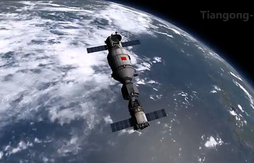 Gli avvertimenti della Protezione civile sulla caduta di Tiangong-1 in Italia