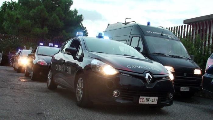 Carabinieri. Due arresti per spaccio di sostanze stupefacenti
