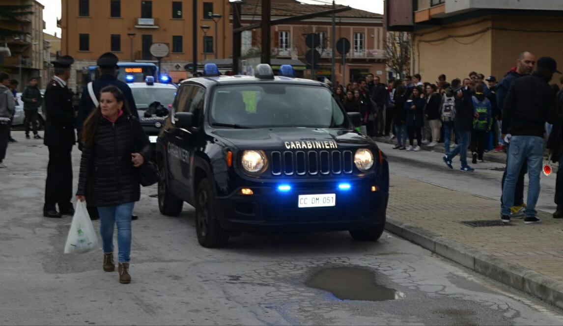 Movida di Frascati, arresti e denunce per spaccio di droga