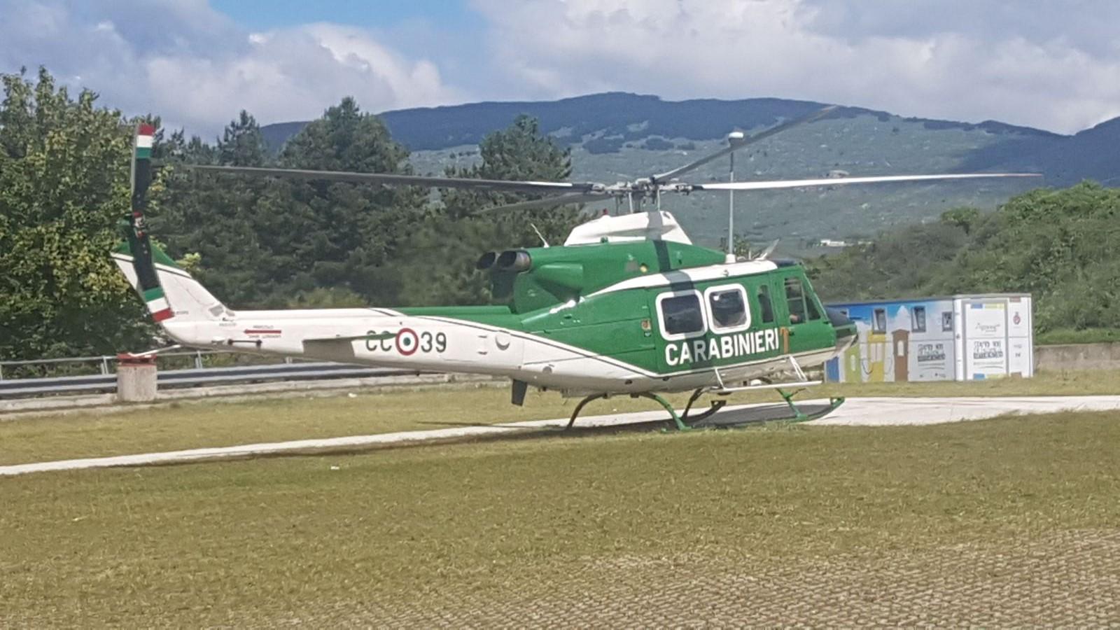 L Elicottero Arra Pdf : Scomparso da agnone esito negativo per le ricerche in