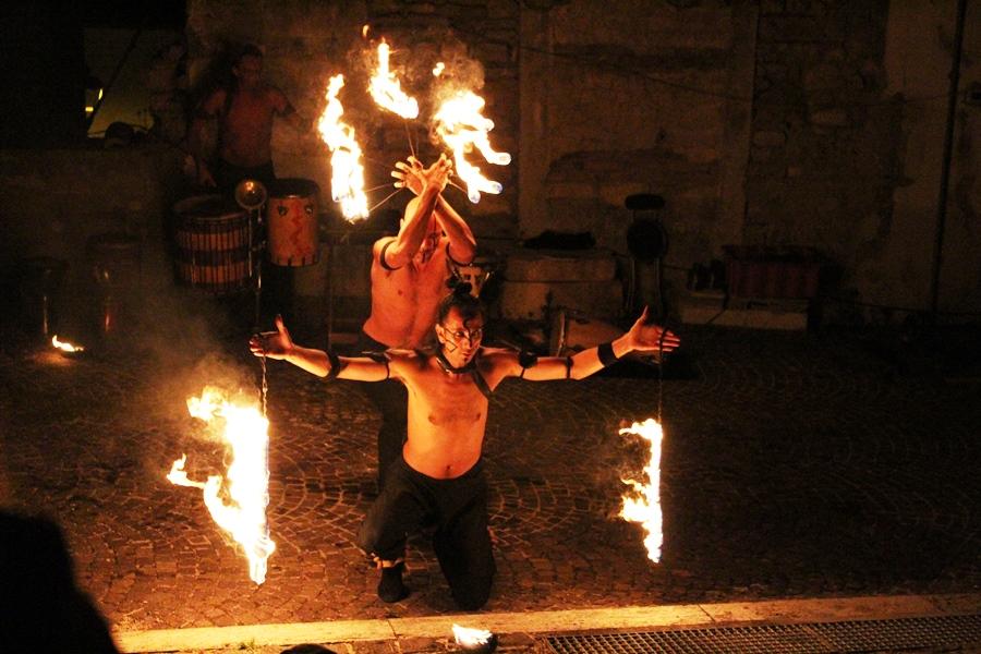 Castel del Giudice, torna il festival internazionale dell&#39;<b>arte</b> di strada