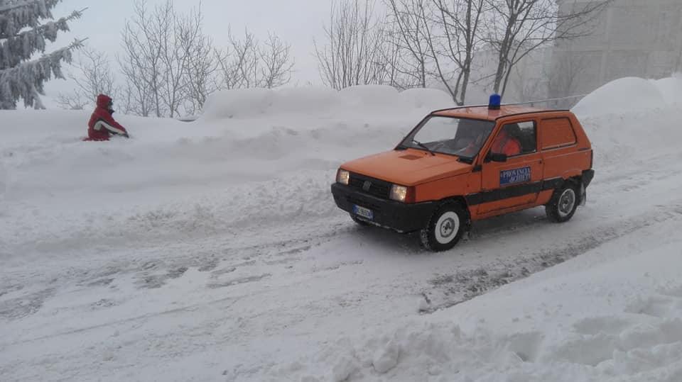 Nuova allerta meteo: nevicate fino a bassa quota per altre ...