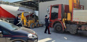 camion carabinieri