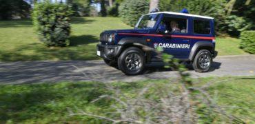 jeep carabinieri
